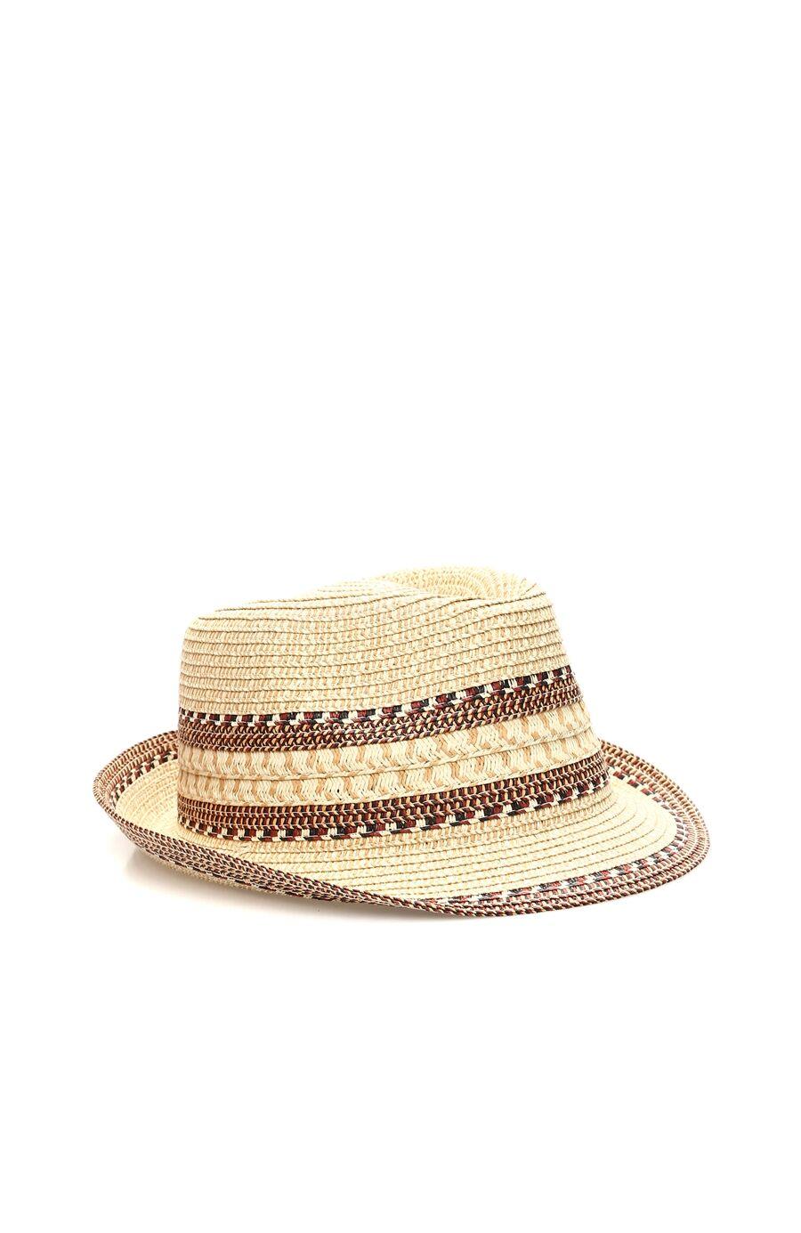 Bej Hasır Erkek Şapka