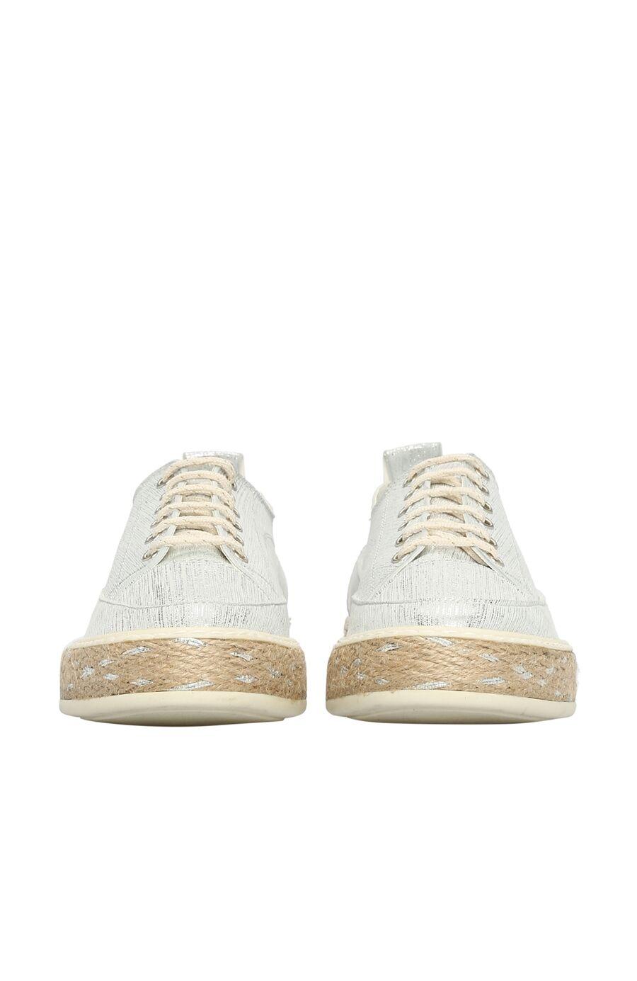 Nubuk Beyaz Ayakkabı