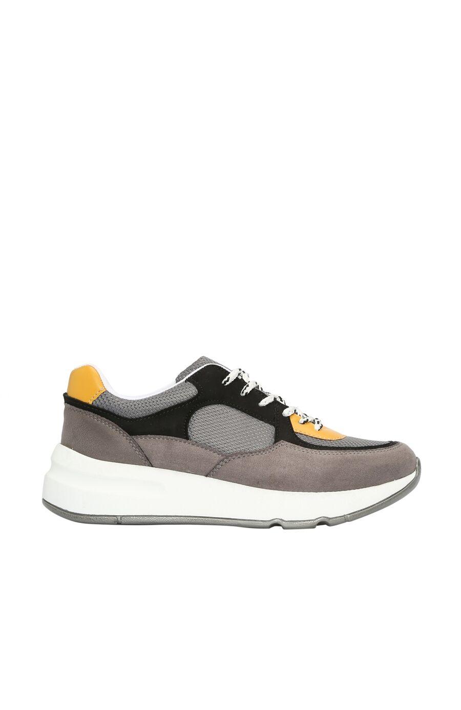 Gıro Siyah Sarı Sneaker – 199.0 TL