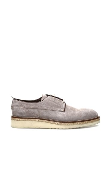 Süet Vizon Erkek Ayakkabı