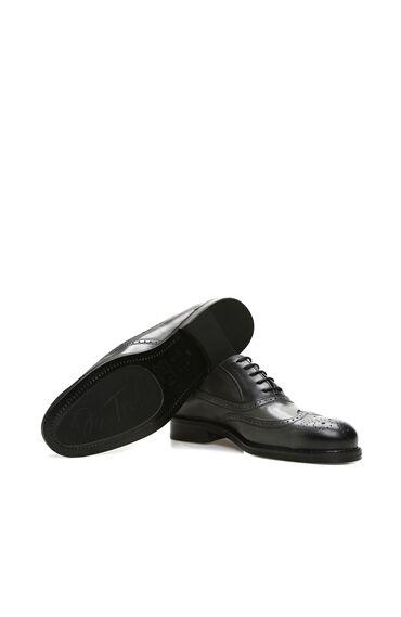 Zımbalı Antrasit Erkek Ayakkabı