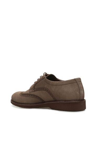 Zımbalı Vizon Nubuk Erkek Ayakkabı