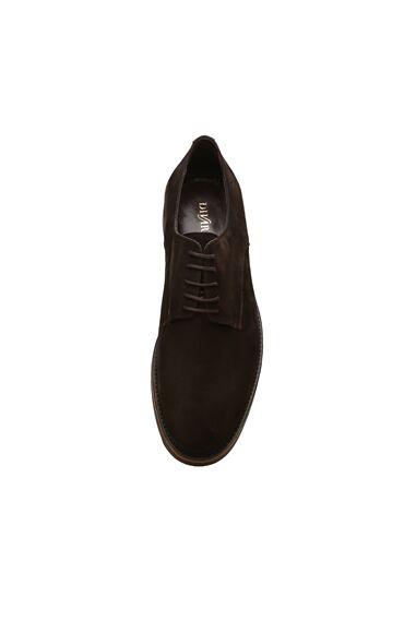 Kahverengi Süet Erkek Ayakkabı
