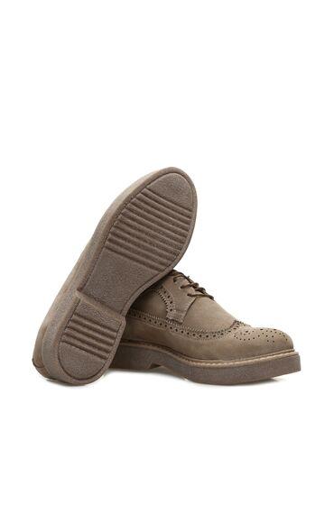Kum Rengi Nubuk Kadın Ayakkabı