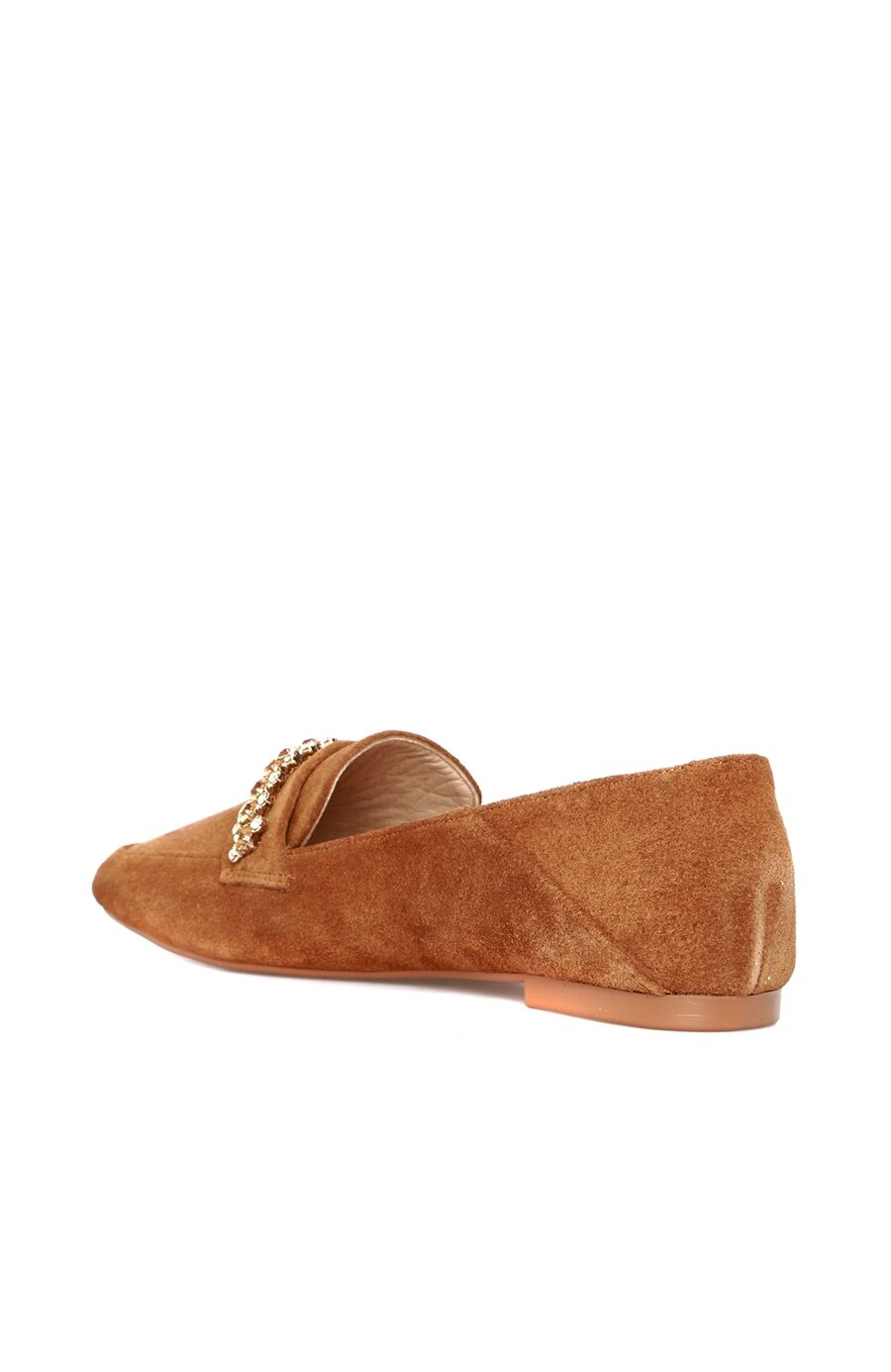Vizon Süet Loafer
