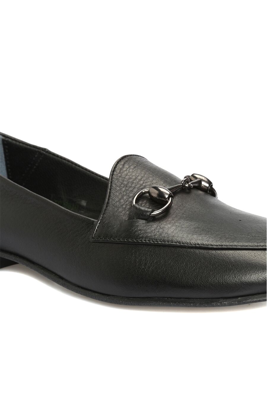 Siyah Kadın Loafer
