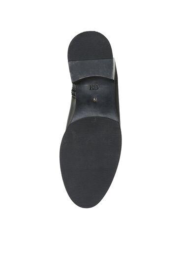 Kapitoneli Siyah Kadın Çizme