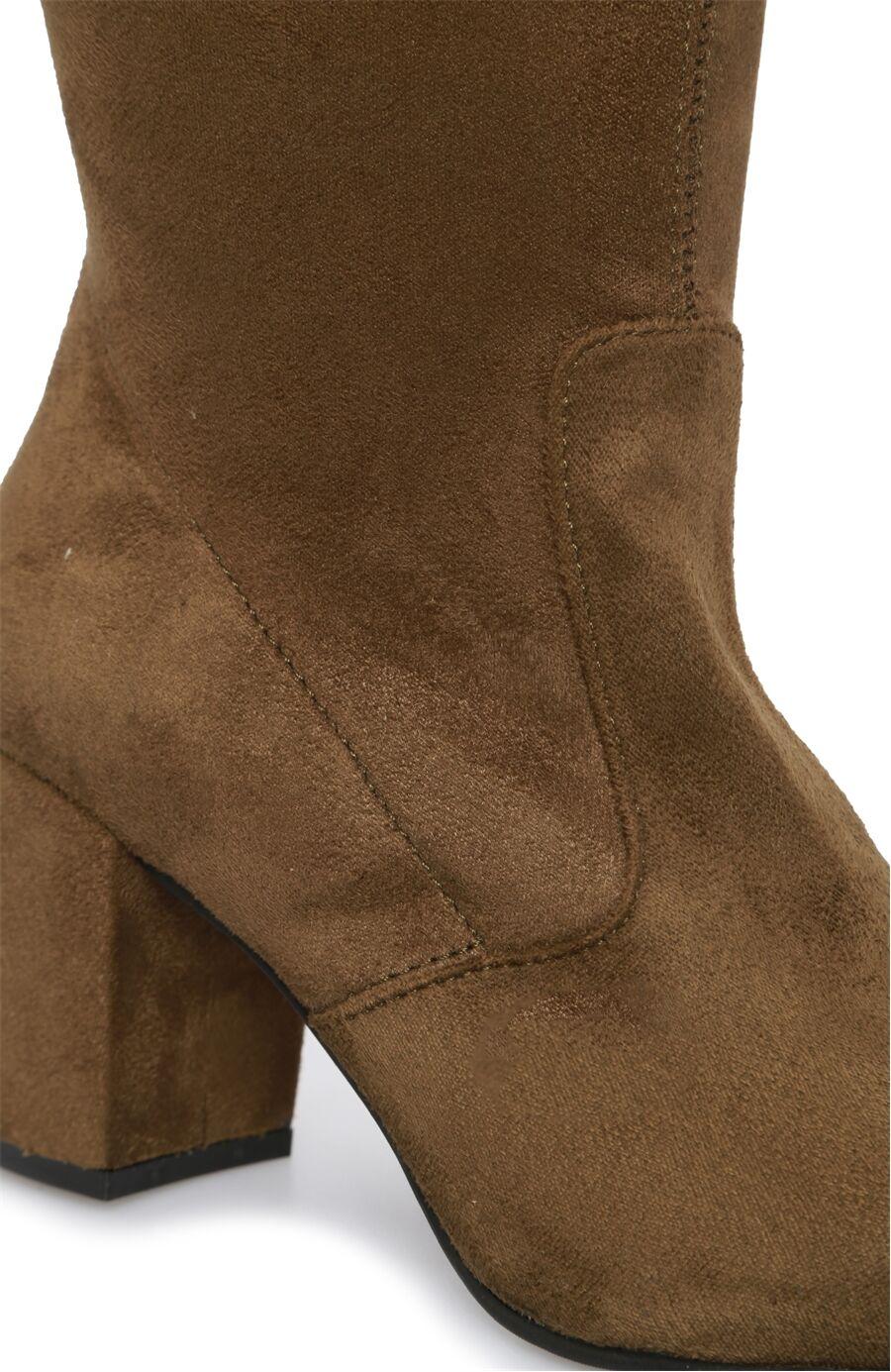 Haki Kadın Çizme