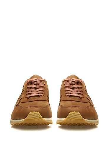 Taba Nubuk Erkek Ayakkabı