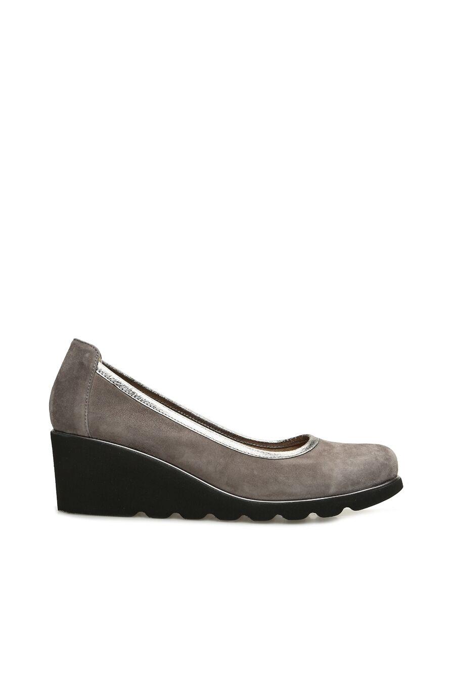 Taş Süet Kadın Ayakkabı