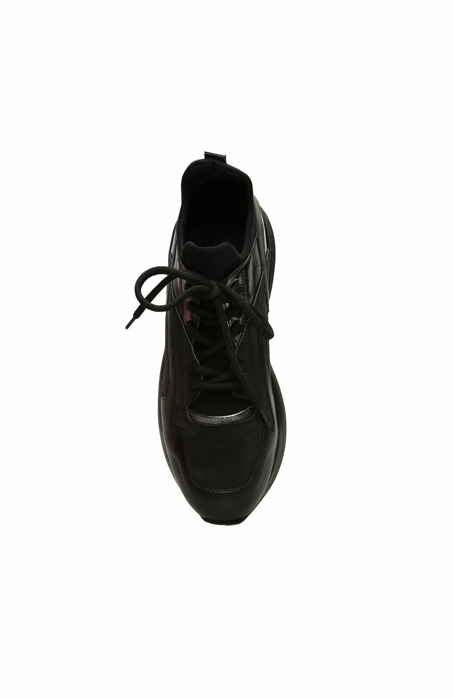 Siyah Gri Sneaker