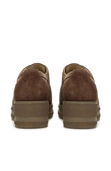 Vizon Süet Kadın Ayakkabı