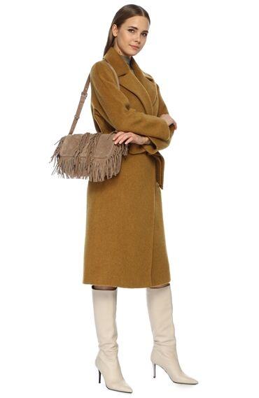Vizon Kadın Postacı Çantası