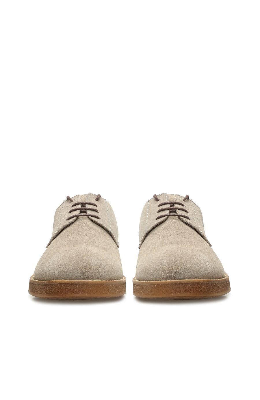 Bej Süet Erkek Ayakkabı