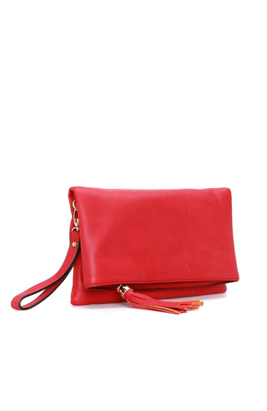 Kırmızı Kadın El Çantası