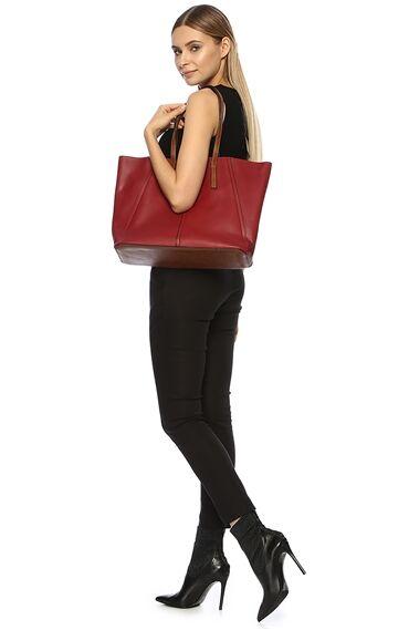 Bordo Kadın Çanta