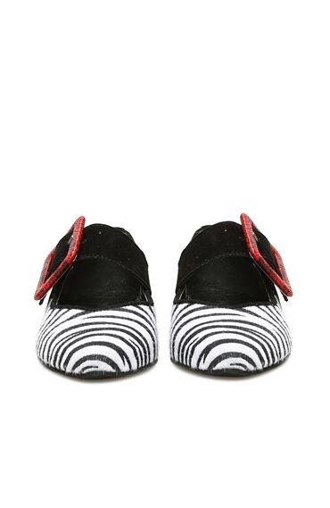 Zebra Zebra Kadın Babet