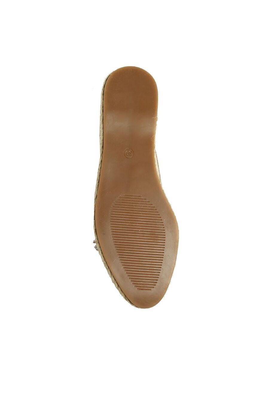 Turuncu Süet Kadın Loafer