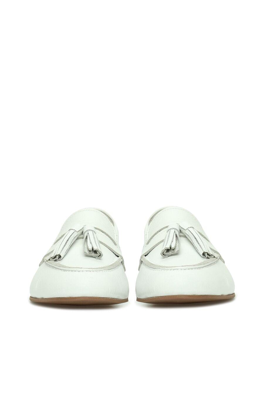 Beyaz Loafer