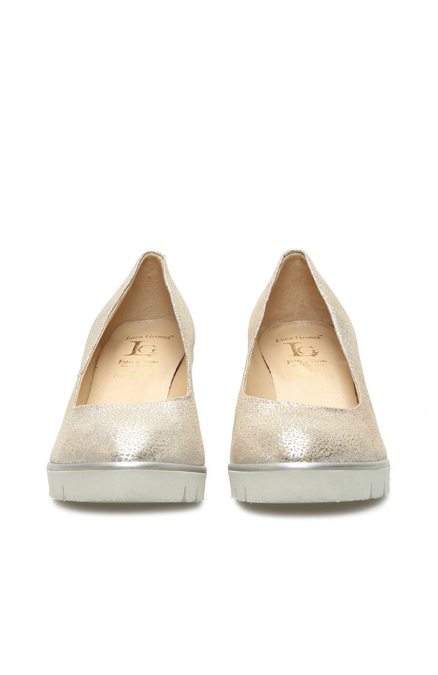 Krem Kadın Ayakkabı