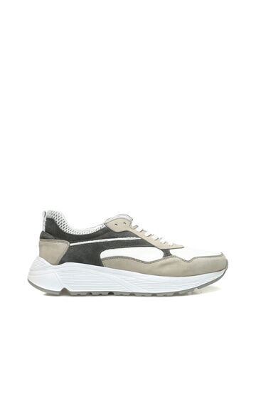 GEORGE HOGG SPORT Beyaz Erkek Sneaker