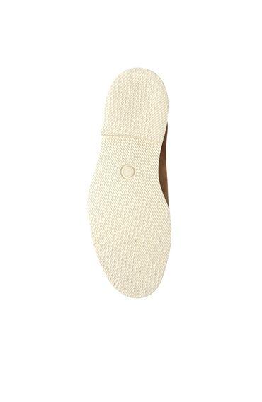 Taba Süet Erkek Loafer