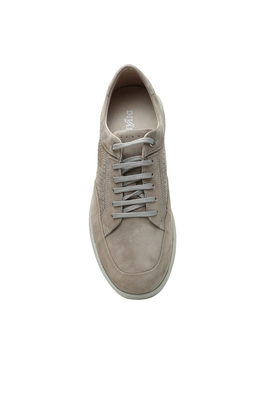 Gri Nubuk Erkek Ayakkabı