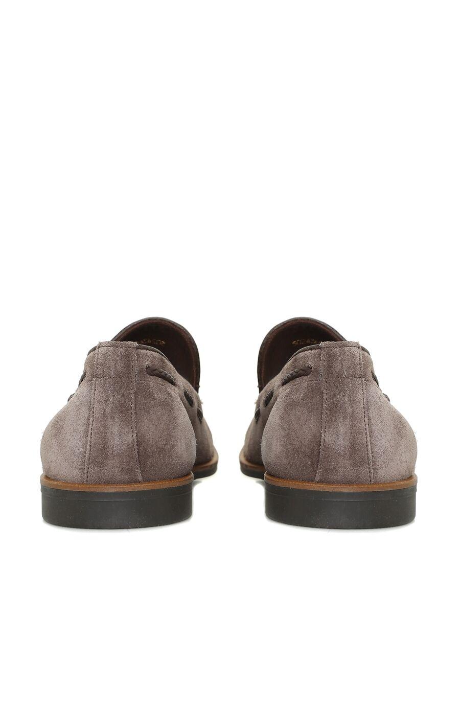 Vizon Süet Erkek Loafer