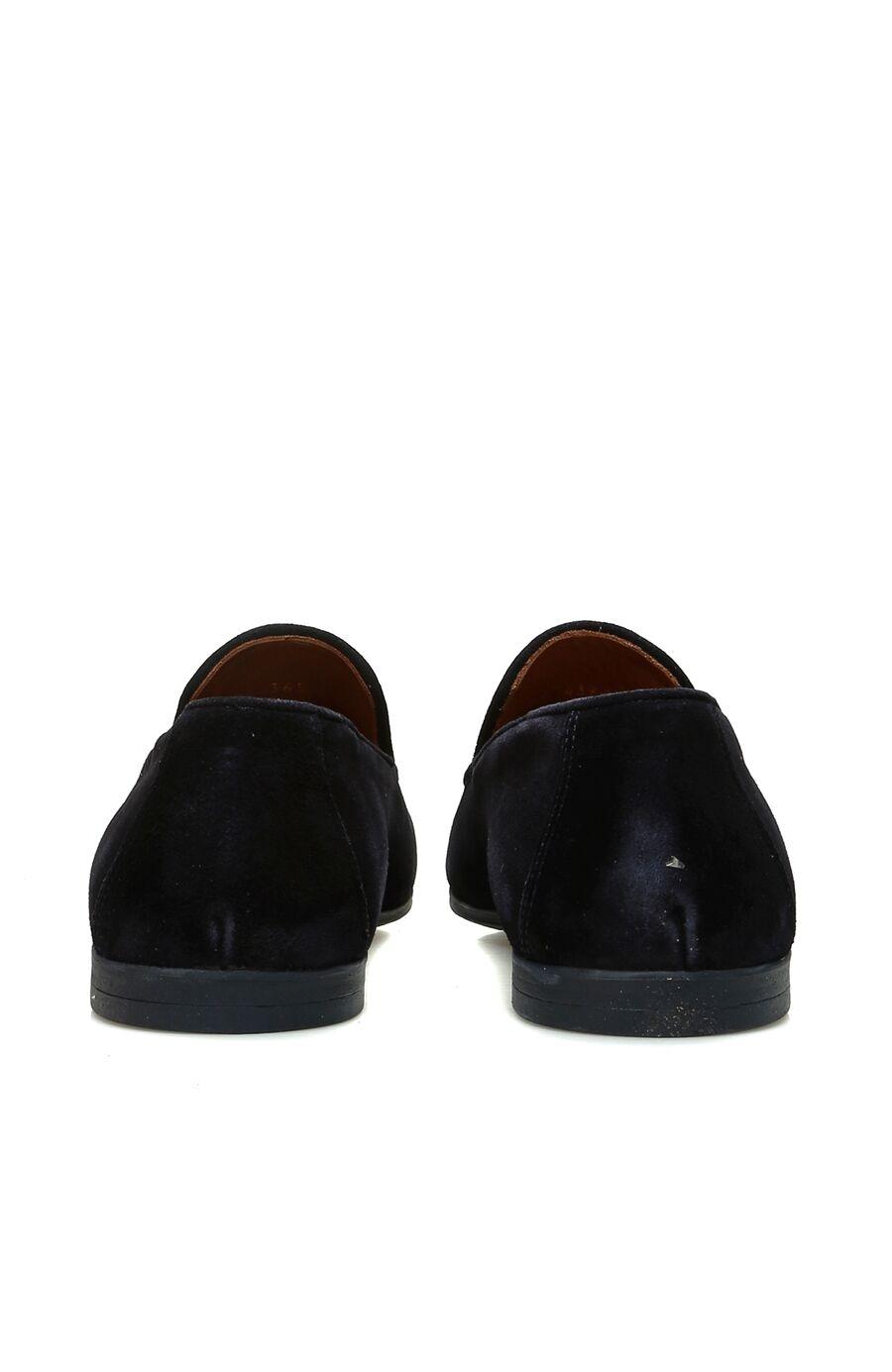 Lacivert Süet Erkek Loafer