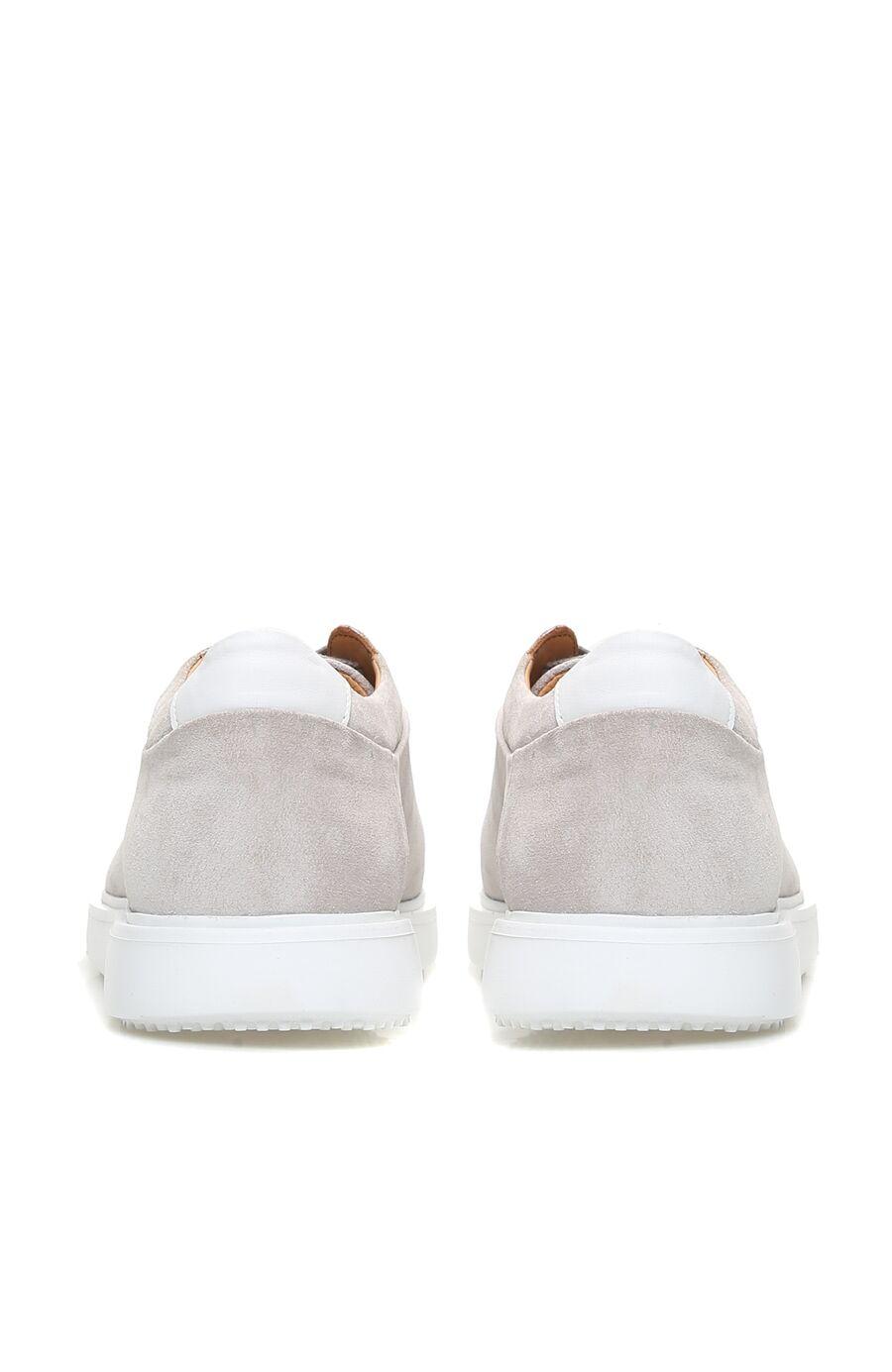 Gri Süet Erkek Ayakkabı