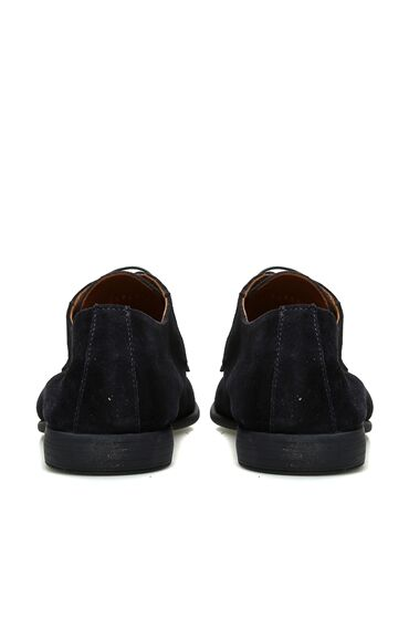 Lacivert Süet Erkek Ayakkabı