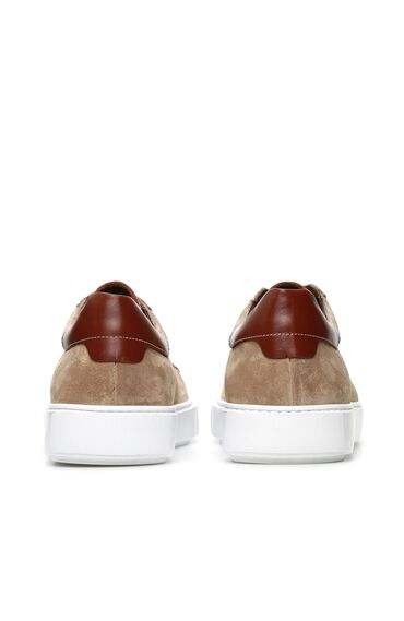Vizon Süet Erkek Ayakkabı