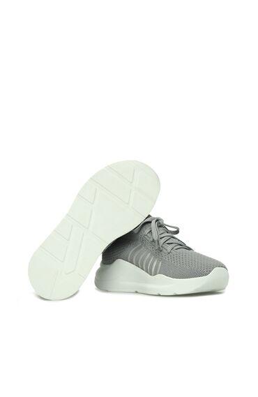 Gri Kadın Ayakkabı