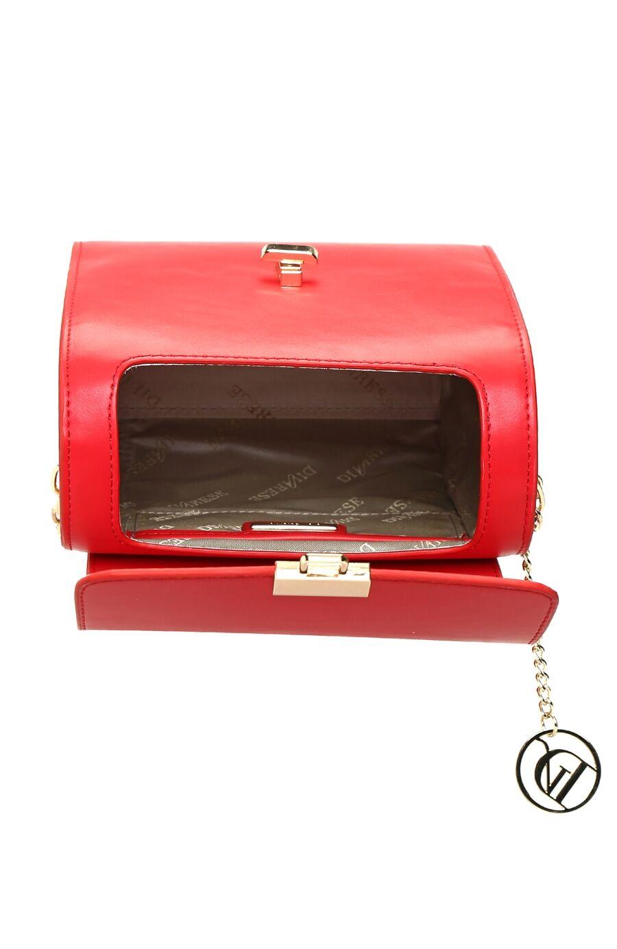 Kırmızı Kadın Postacı Çantası