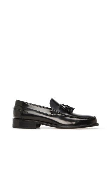 Siyah Erkek Loafer