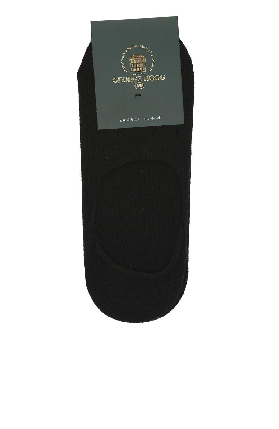 Bamboo Siyah 2li Çorap Set