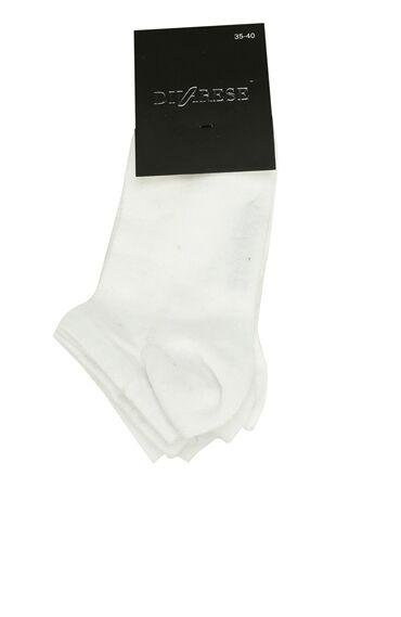 Beyaz 2Li Çorap Set
