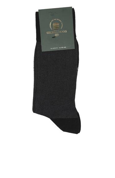 Siyah Erkek Bambu Çorap