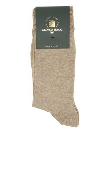 Bej Rengi Erkek Çorap