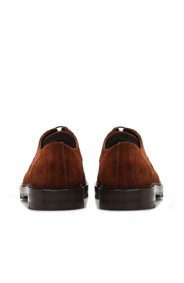 Taba Süet Erkek Ayakkabı