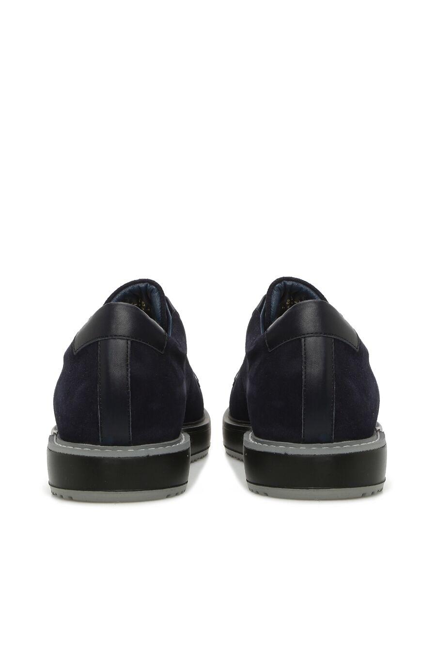 Lacivert Erkek Süet Ayakkabı