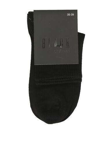 Siyah Kadın Çorap