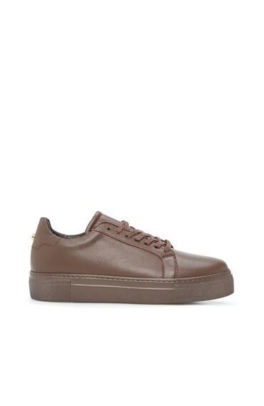 Vizon Kadın Deri Ayakkabı
