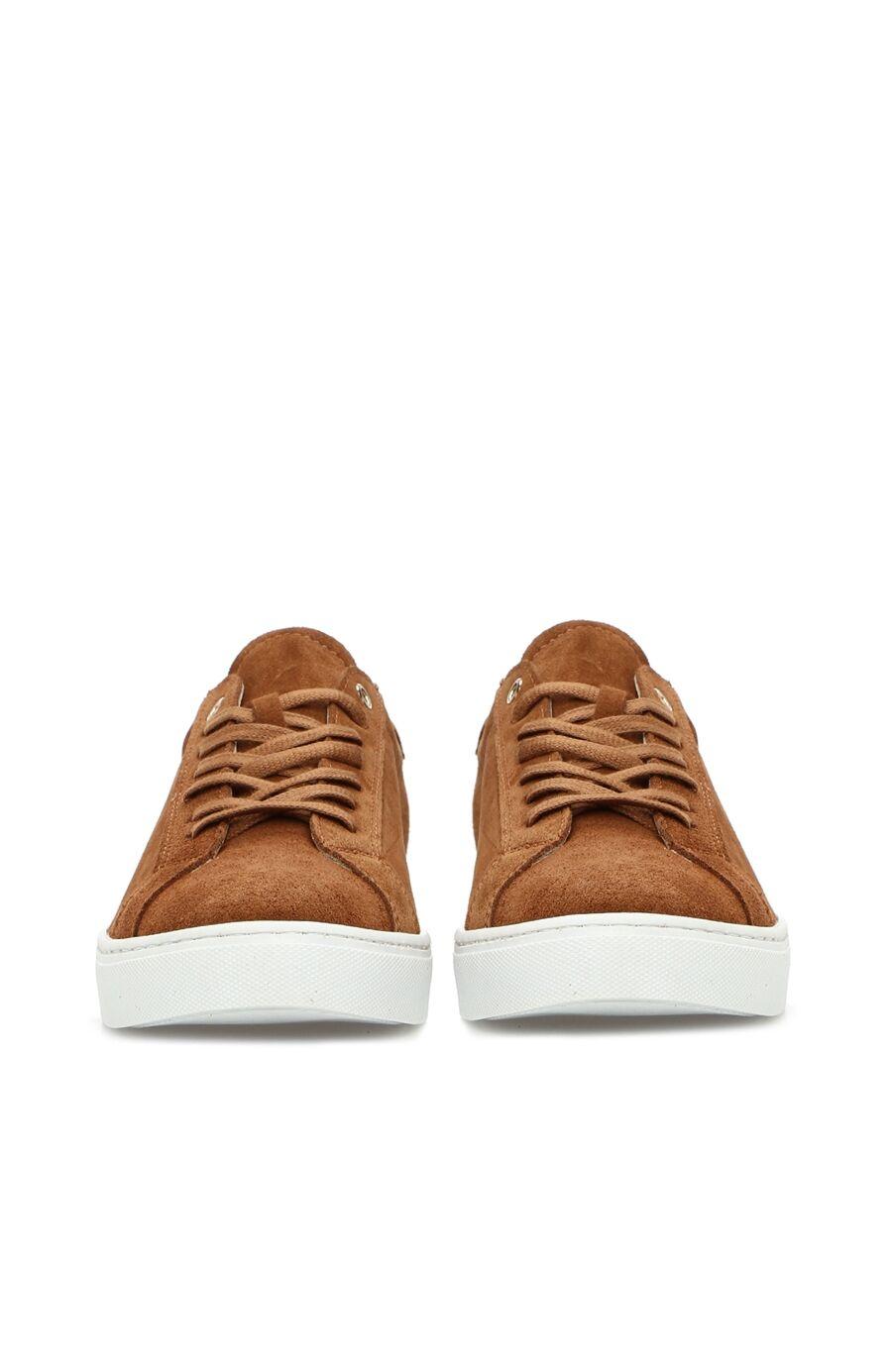 Taba Kadın Süet Ayakkabı