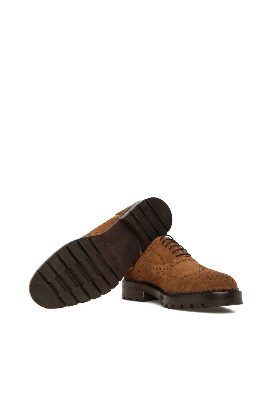 Camel Erkek Deri Ayakkabı