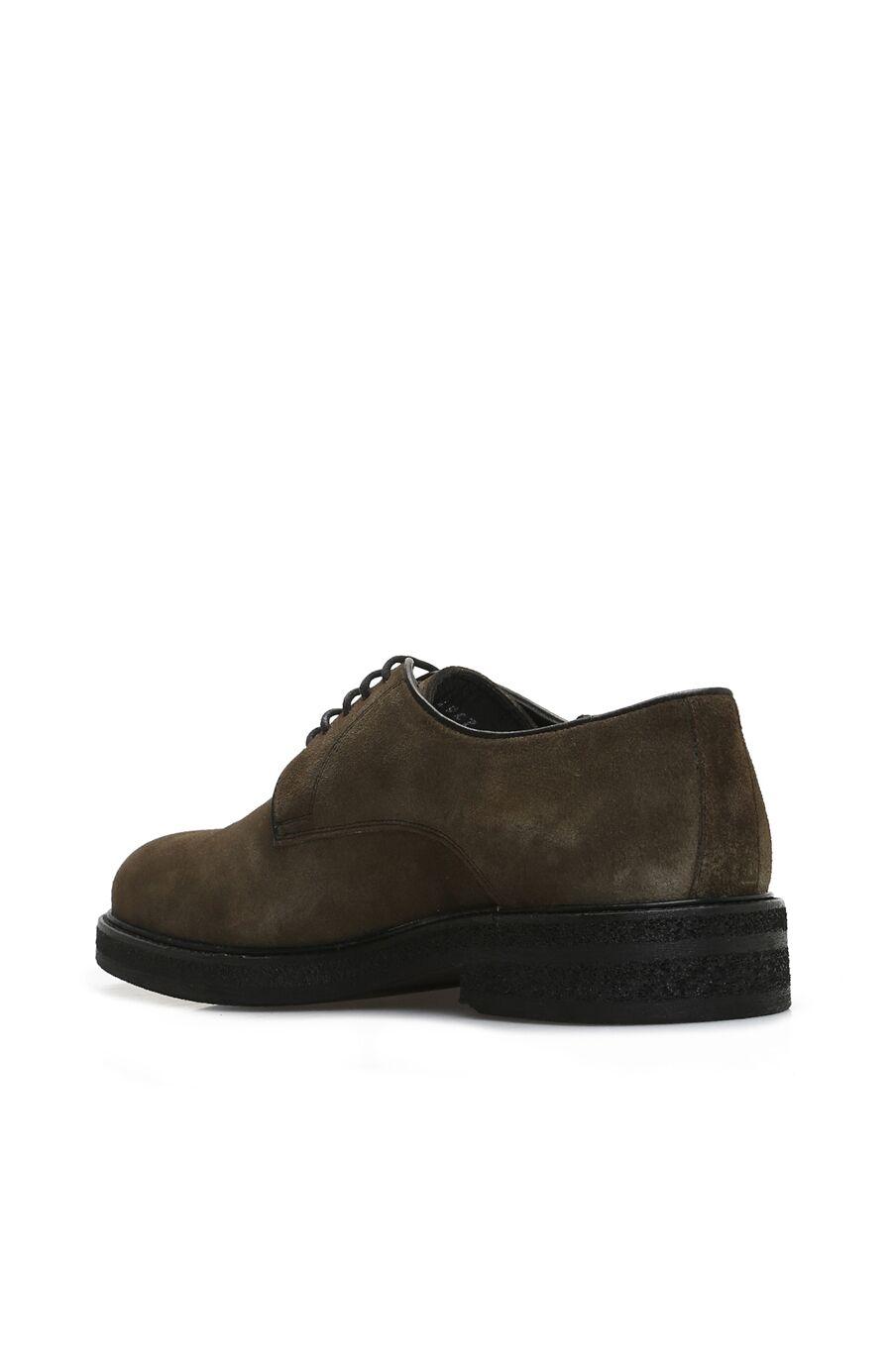 Haki Süet Erkek Ayakkabı