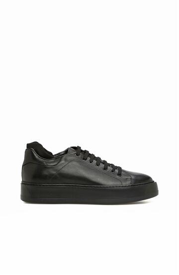 DIVARESE BLACK Siyah Erkek Deri Ayakkabı
