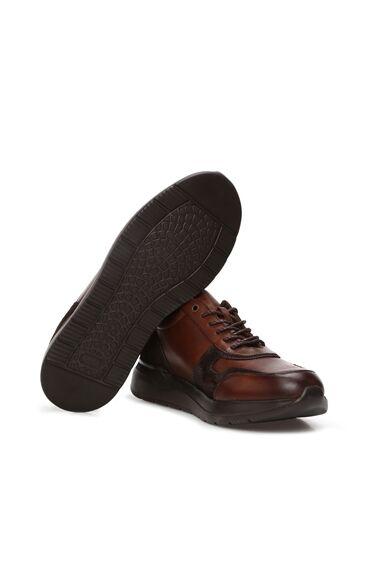 Kahverengi Erkek Sneaker