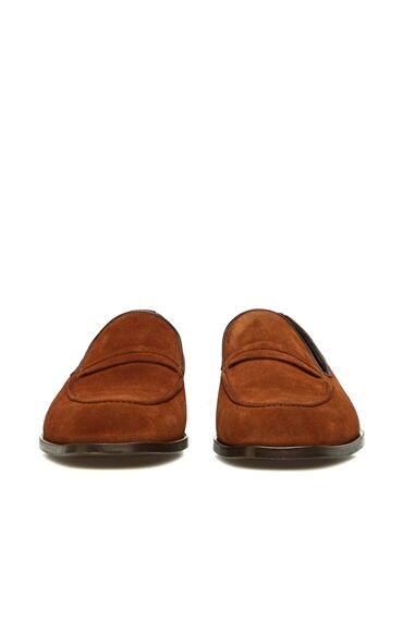 Taba Erkek Süet Ayakkabı