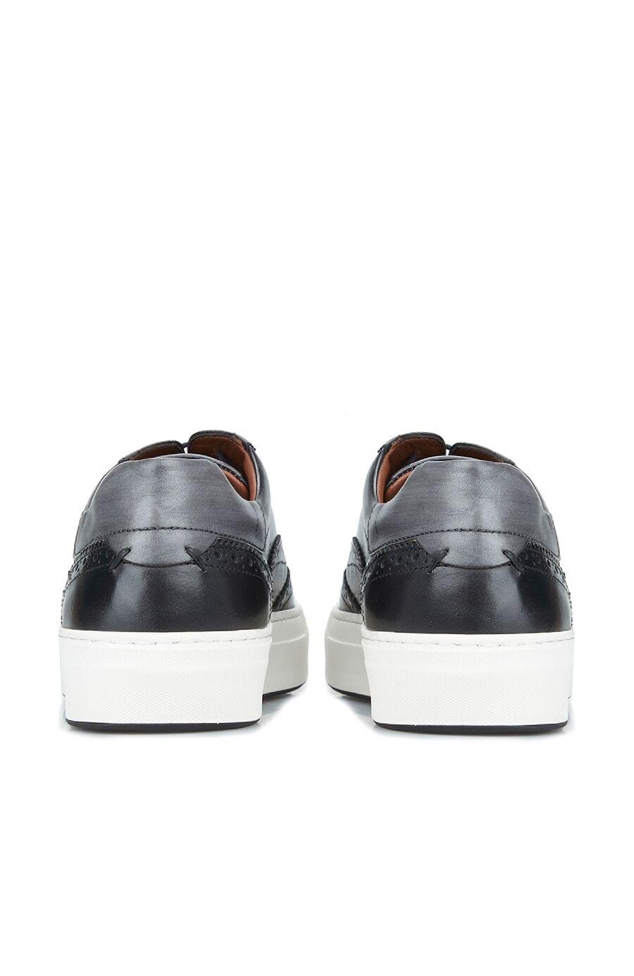Erkek Lacivert Logolu Sneaker